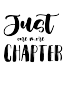 Just one more chapter-2
