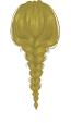 yellow-Long Braids Blone