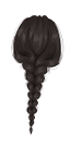 Long Braids Black