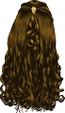 Yellow-Long Wavy