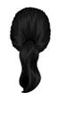 Ponytail Black